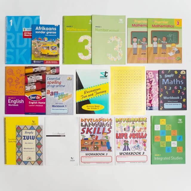 001-Clonard Grade 3 Learner Pack