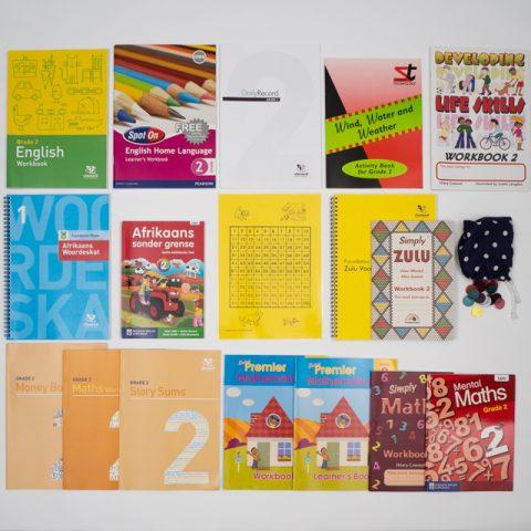 Grade 2 Learner Pack