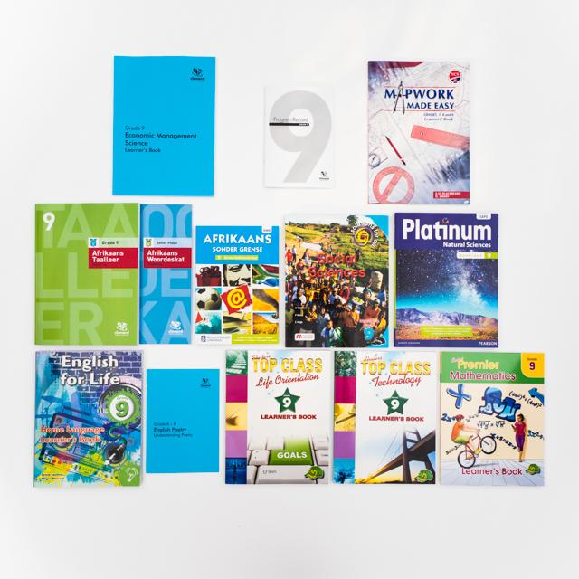 Clonard Grade 9 – Grade 9 Learner Pack