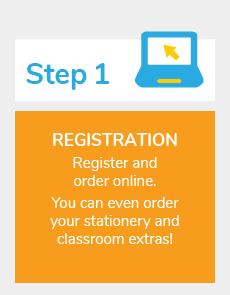 How Clonard Homeschooling Works Step 1 Registration