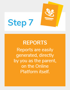 How Clonard Homeschooling Works Step 7 Reports