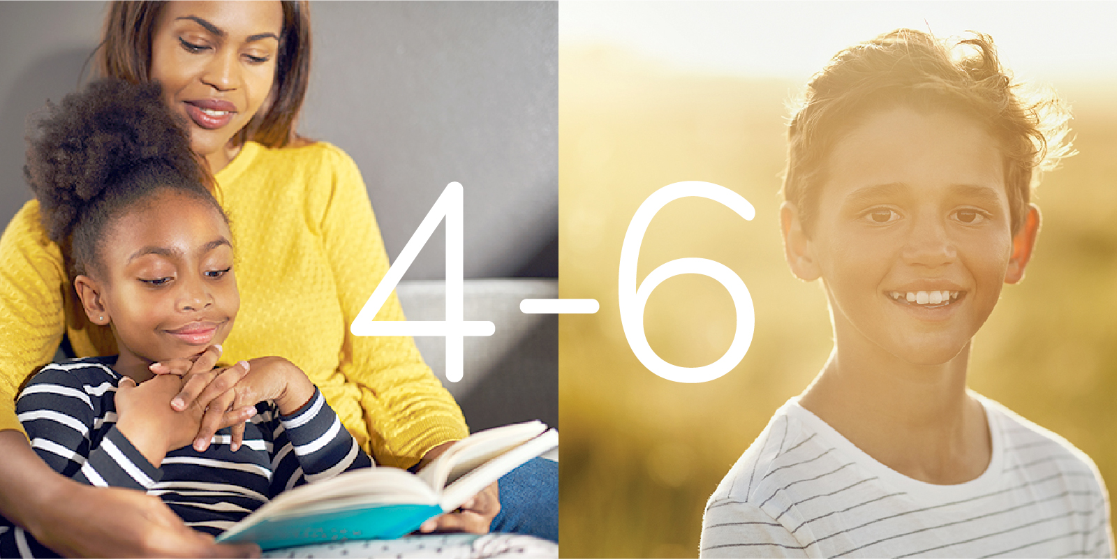 Homeschooled Grade 4 - 6 Young Girl And Boy