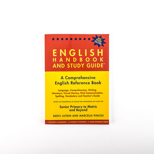 Clonard-English Handbook and Study Guide