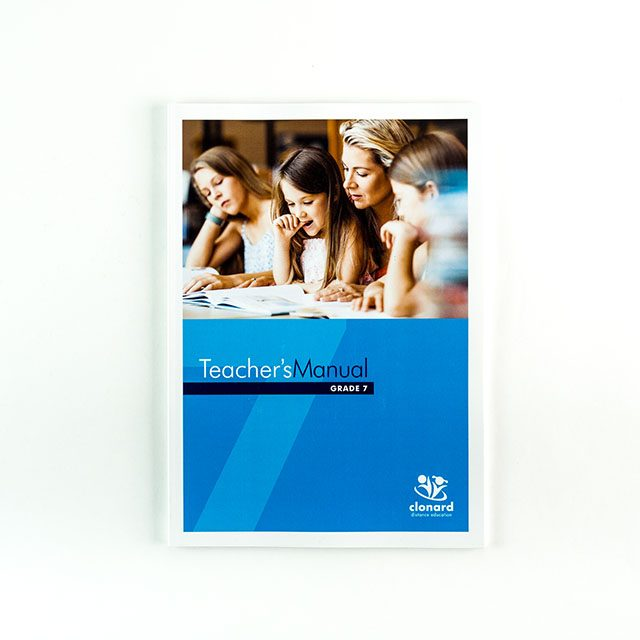 Grade 7 Teachers Manual Cover