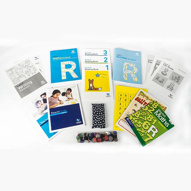 Clonard Grade R-Grade R Full Pack