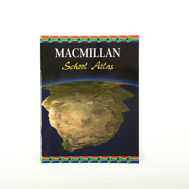 MacMillan School Atlas Cover