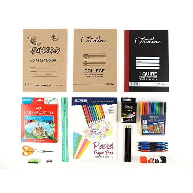 Clonard Homeschooling Stationery Pack