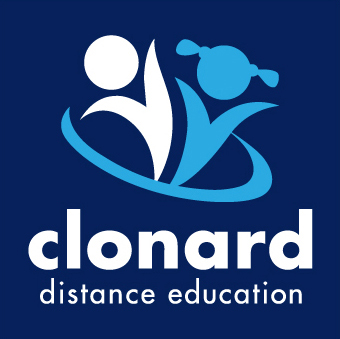 Clonard Distance Education Logo