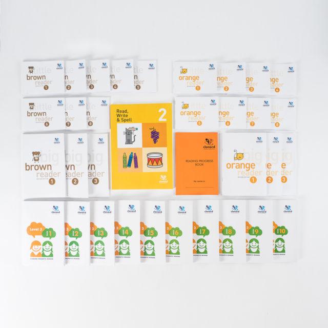 Grade 3 Reader Pack | Clonard