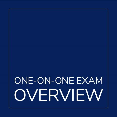 Exam Overview call