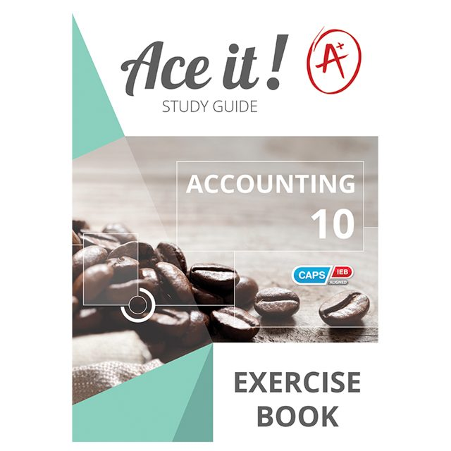 Ace It Study Guides for Grade 10