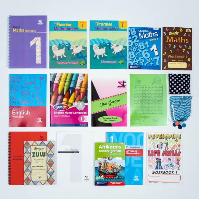 001-Clonard Grade 1 Learner Pack