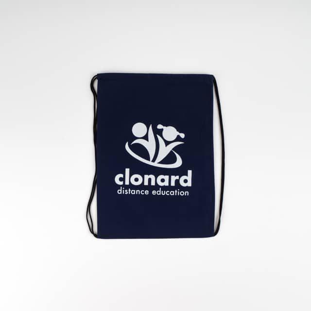 Clonard Drawstring Bag