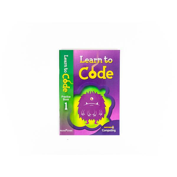 Learn to code book 1