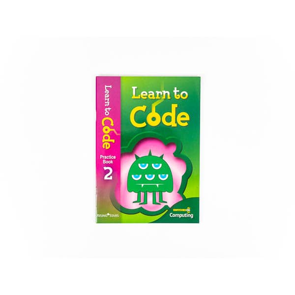 Learn to code book 2