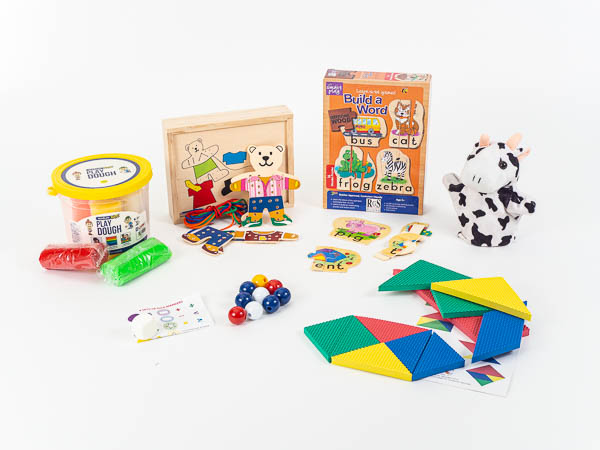 Educational Toy Box