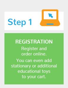 pre-school how it works step 1