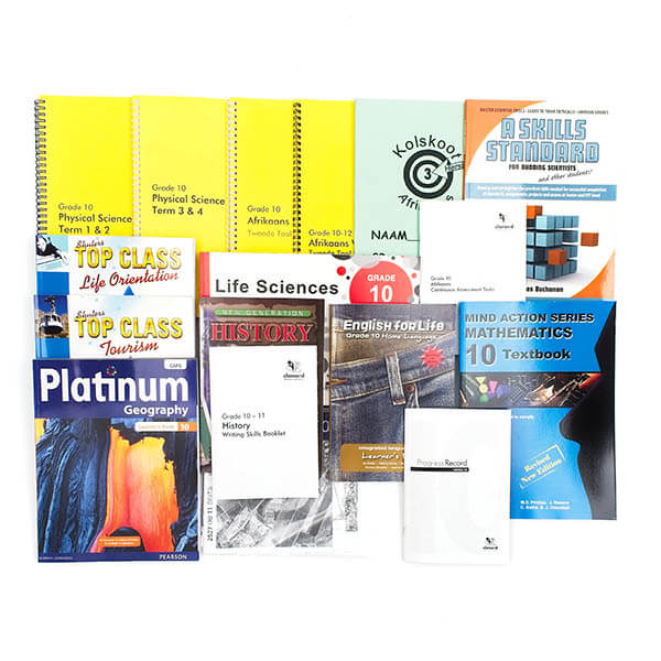 Grade 10 Learner Pack - Full