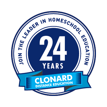Clonard 24 years badge