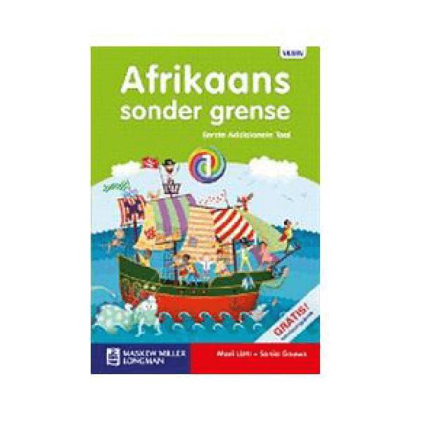 Afrikaans Sonder Grense Leerderboek Gr 1