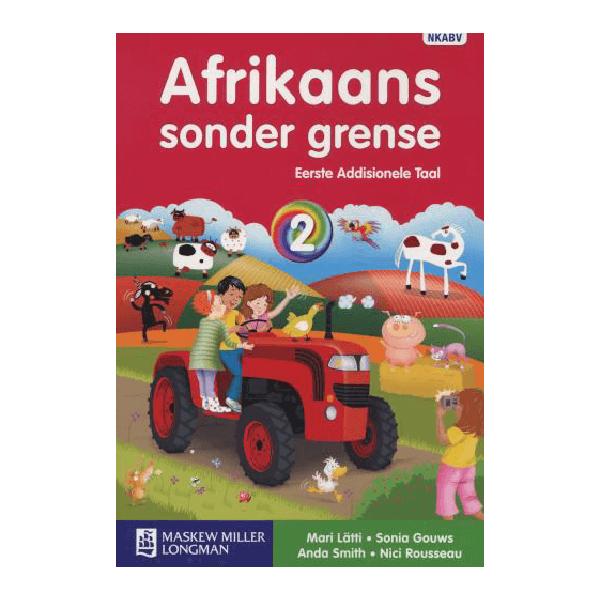 Afrikaans Sonder Grense Leerderboek Gr 2