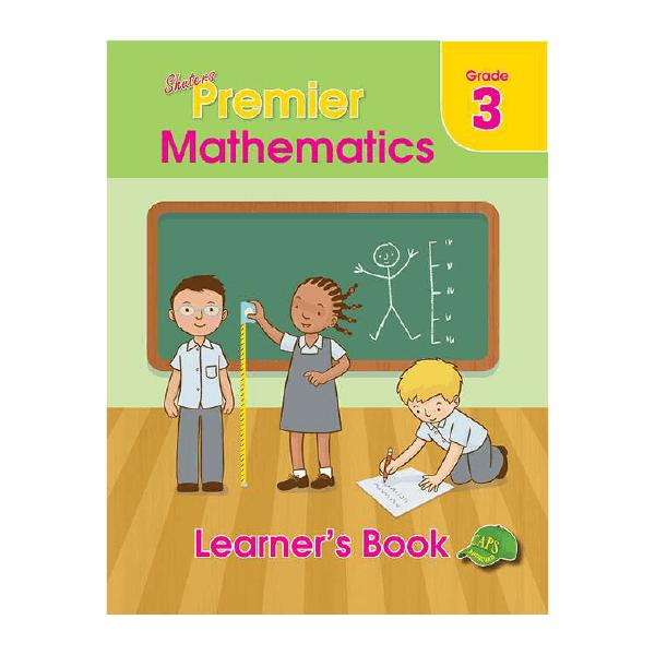 Shuters Premier Maths Learners Book Gr 3