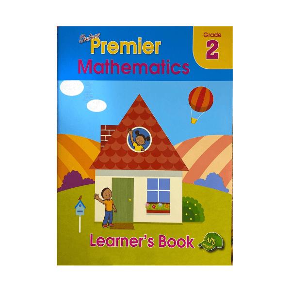 Shuters Premier Maths Learners book Gr 2