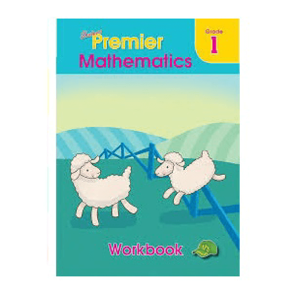 Shuters Premier Maths Workbook Gr 1
