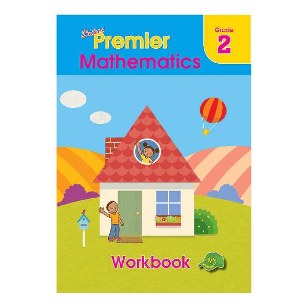 Shuters Premier Maths Workbook Gr 2