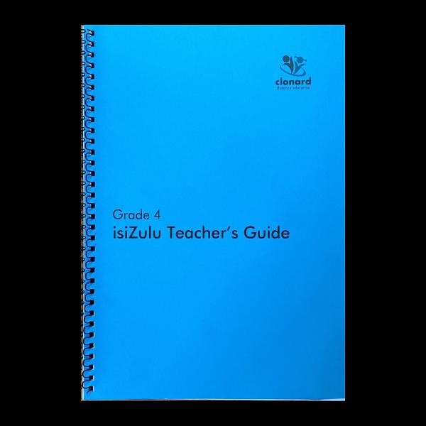 IsiZulu SilulaGrade 4 Teacher Guide