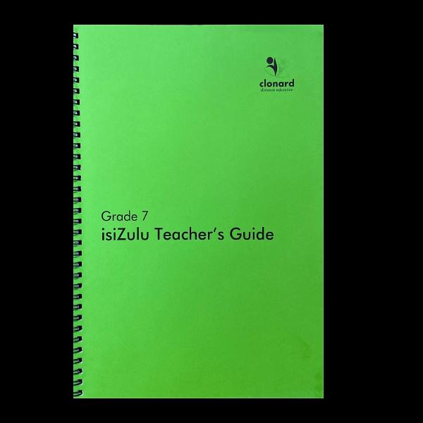 IsiZulu SilulaGrade 7 Teacher Guide